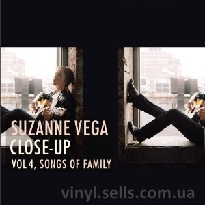 Suzanne Vega Close-Up 4: Songs of Family