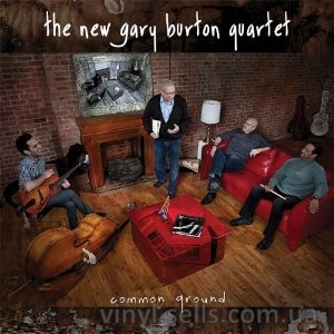 New Quartet Gary Burton Common Ground