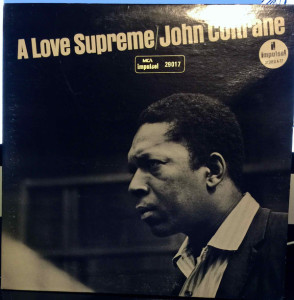 John Coltrane ‎– A Love Supreme
