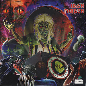 Iron Maiden – Out Of The Silent Planet