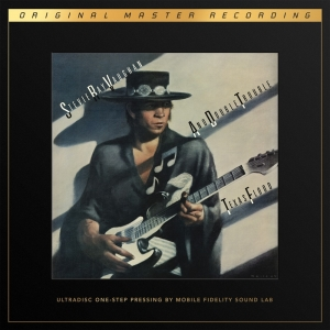 Stevie Ray Vaughan - Texas Flood 180g 45RPM 2LP Box
