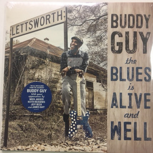 Buddy Guy ‎– The Blues Is Alive And Well
