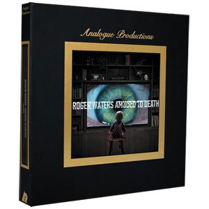 Roger Waters Amused To Death 200g 45rpm 4LP Box Set