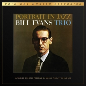 Bill Evans Trio - Portrait in Jazz 180g 45RPM 2LP Box Set