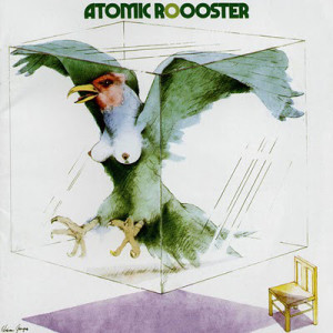 Atomic Rooster – Atomic Rooster test pressing