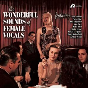 Various ‎– The Wonderful Sounds Of Female Vocals