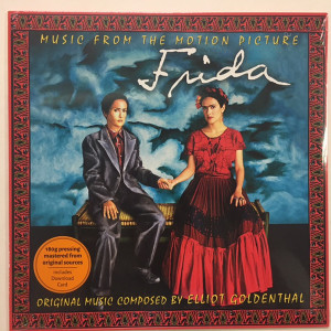Various – Frida - Music From The Motion Picture Soundtrack