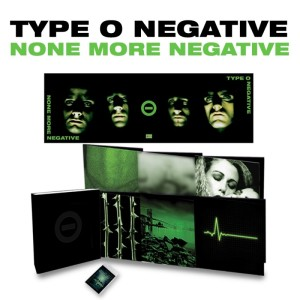 Type O Negative - None More Negative Box