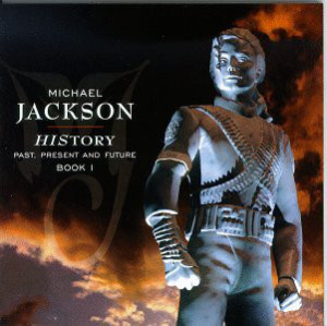 Michael Jackson ‎– HIStory - Past, Present And Future - Book I