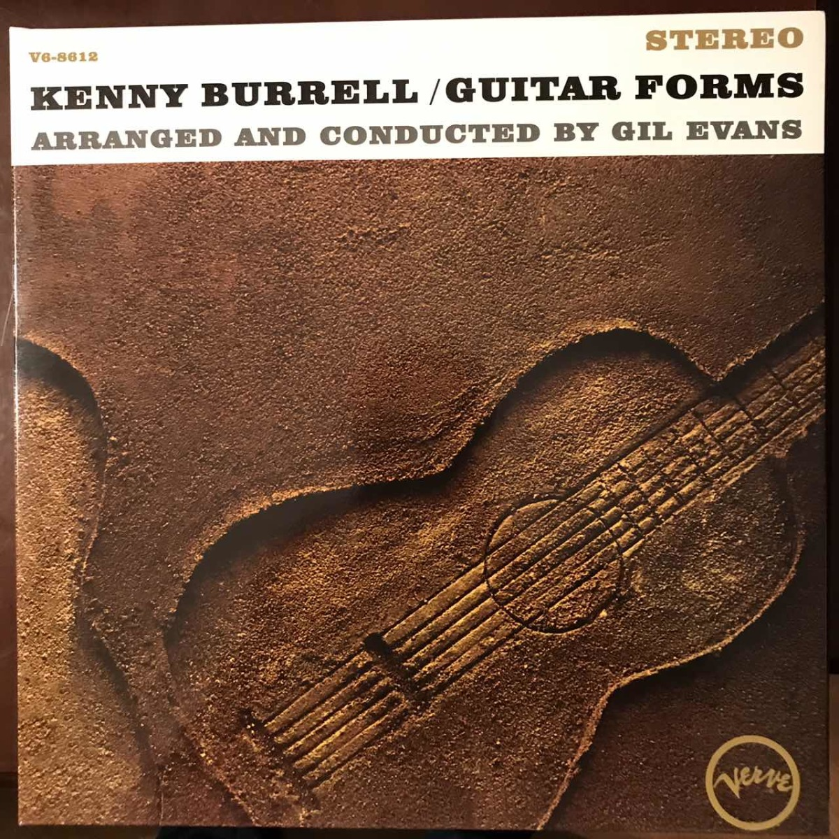 Kenny Burrell ‎– Guitar Forms