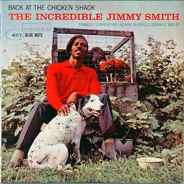 The Incredible Jimmy Smith* ‎– Back At The Chicken Shack Mastered By – Bernie Grundman