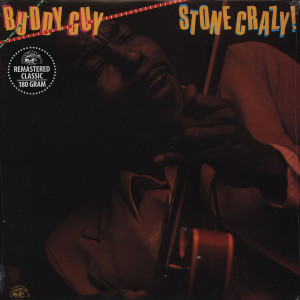 Buddy Guy ‎– Stone Crazy!