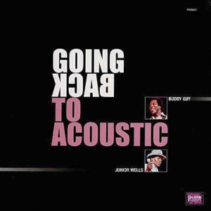 Buddy Guy & Junior Wells ‎– Going Back To Acoustic