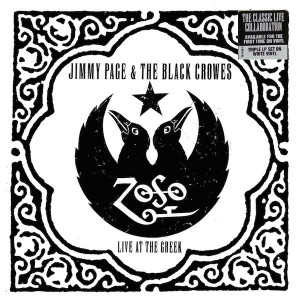 Jimmy Page & The Black Crowes – Live At The Greek