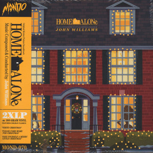 John Williams (4) ‎– Home Alone (Original Motion Picture Soundtrack)