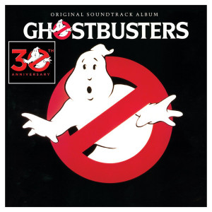 Various ‎– Ghostbusters (Original Soundtrack Album)