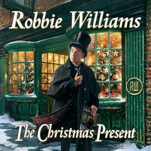 Robbie Williams CHRISTMAS PRESENT