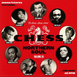 Various ‎– Chess Northern Soul Volume III