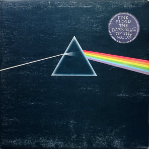 Pink Floyd ‎– The Dark Side Of The Moon 1st press ⭐