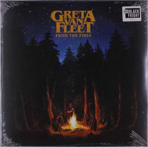 Greta Van Fleet – From The Fires Black Friday Record Store Day 2019 Edition