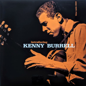Kenny Burrell - Introducing Kenny Burrell
