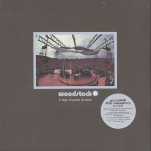 Various ‎– Woodstock - 40th Anniversary Edition