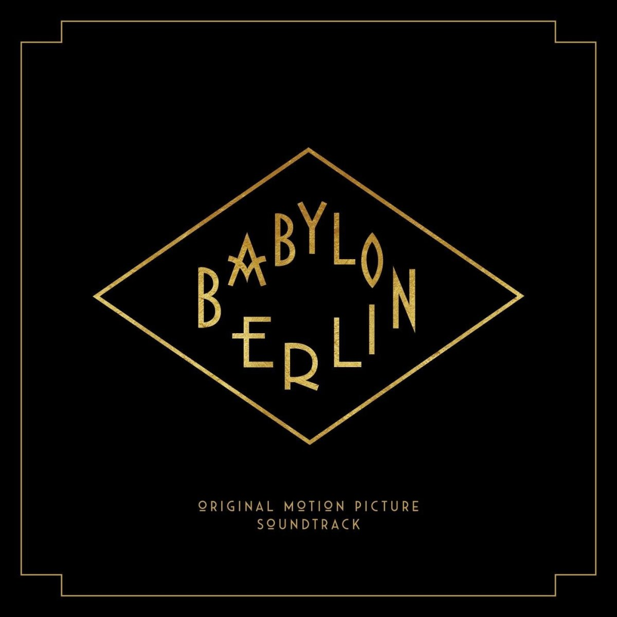 Various ‎– Babylon Berlin (Original Motion Picture Soundtrack) with The Bryan Ferry Orchestra