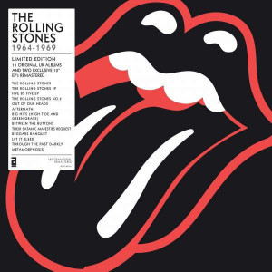 The Rolling Stones The Rolling Stones Vinyl Box Set: 1964-1969