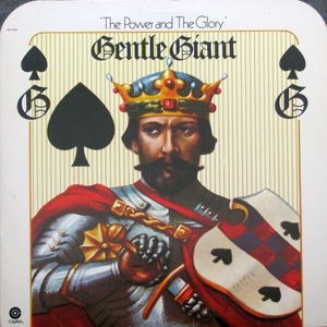 Gentle Giant The Power and the Glory  Uk