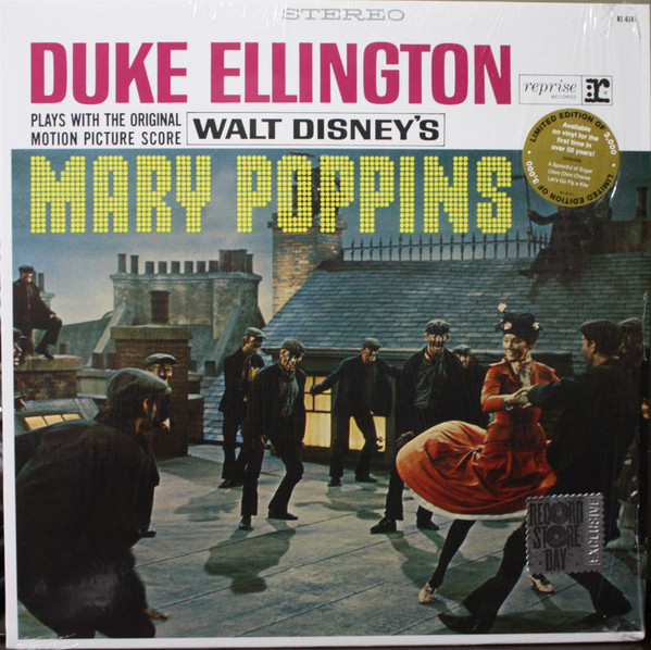 Duke Ellington – Plays With The Original Motion Picture Score Mary Poppins