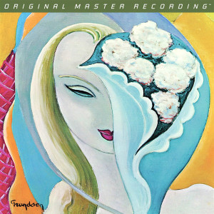 Derek And The Dominos– Layla And Other Assorted Love SongsGAIN 2™ Ultra Analog LP 180g Series