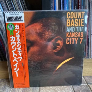 Count Basie And The Kansas City 7* ‎– Count Basie And The Kansas City 7