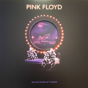 Pink Floyd ‎– Delicate Sound Of Thunder 3lp