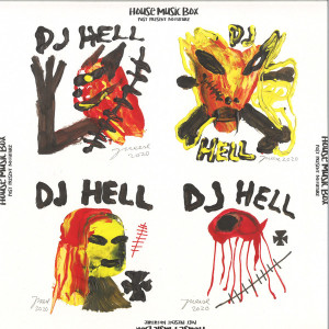 DJ Hell House Music Box (Past Present No Future)