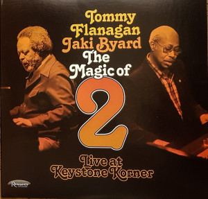 Tommy Flanagan Jaki Byard The Magic of Two