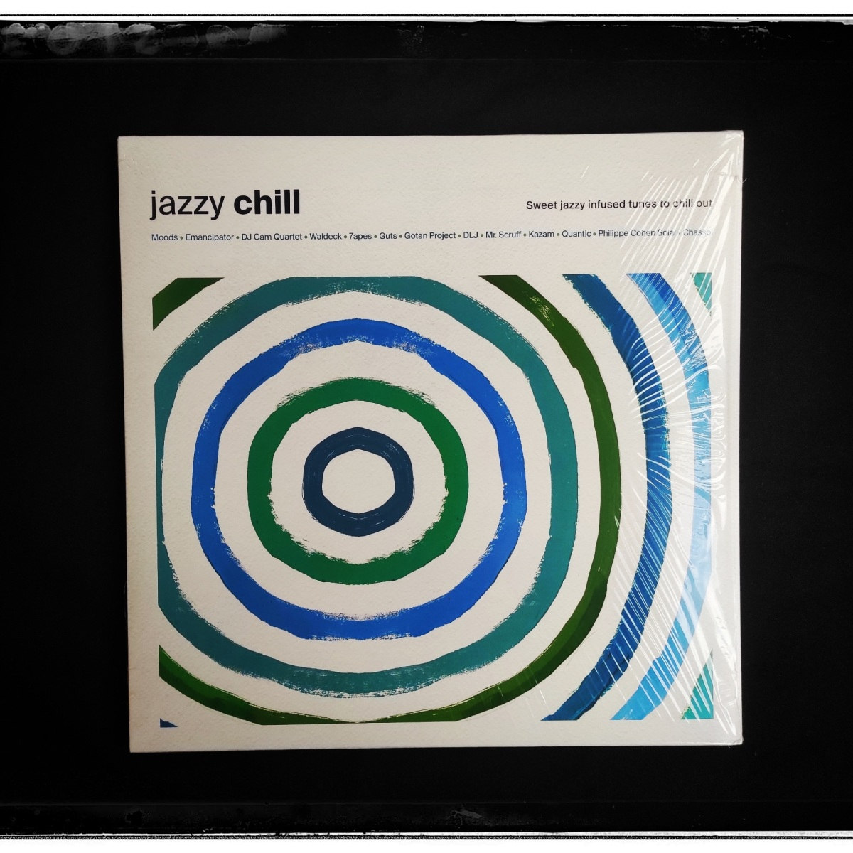 Various – Jazzy Chill