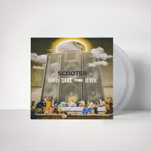 Scooter – God Save The Rave  Limited Edition, Clear