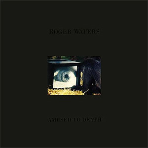 Roger Waters - Amused to Death red vinyl