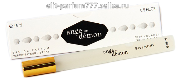 GIVENCHY Ange ou Demon edP 15 ml. (pen) (треугольник) fem