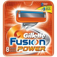 Gillette - Fusion Power 8шт