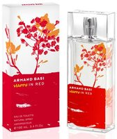 Armand Basi In Red Happy woman 100ml