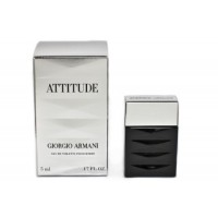 Giorgio Armani Attitude (2007) edt 15 ml.  men