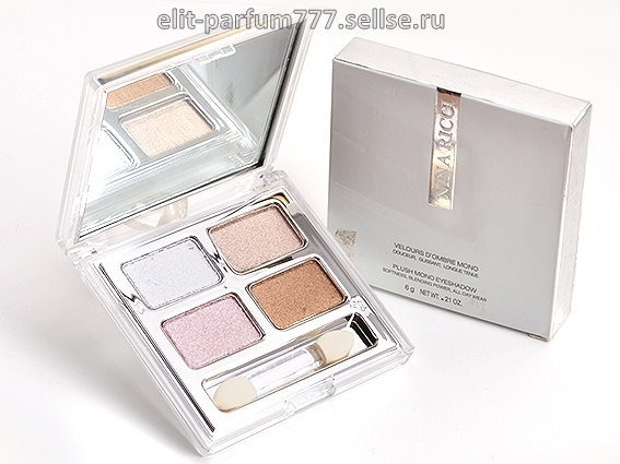 "Тени Nina Ricci ""Plush Mono Eyeshadow"" 6g"
