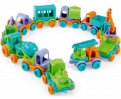 Детская машина Kid cars Friends on the move 39245 Wader